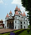 Hanseswari Mandir - South-east View - Bansberia Royal Estate - Hooghly - 2013-05-19 7529-7530.JPG