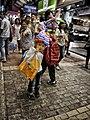 Happy families in Mong Kok (8106979306).jpg