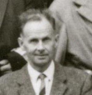 Harald Wergeland - Wergeland 1963 in Copenhagen