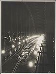 Harbour Bridge deck illinated at night, 1932 (8282713281).jpg