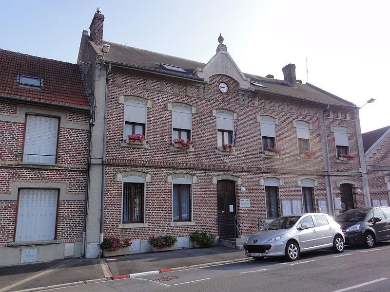 Harly (Aisne) mairie