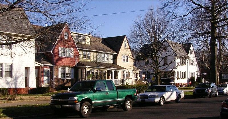 Harriman historic district