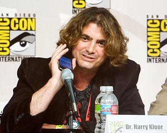 Harry Kloor - Harry Kloor at Comic-Con 2009