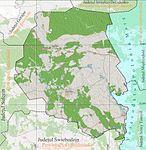 Harta de localizare Judetul Miedzyrzecz.jpg