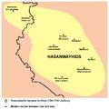 Hasanwayhids map.png