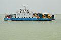 Hasnehana - Utility Type-1 Ferry - River Padma - Paturia-Daulatdia - 2015-06-01 2811.JPG