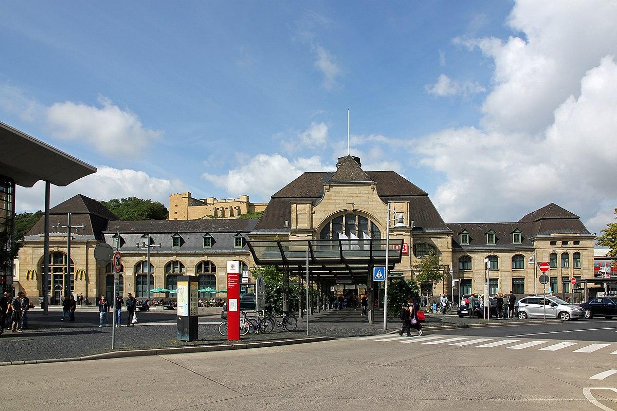 Koblenz Hauptbahnhof Wikipedia