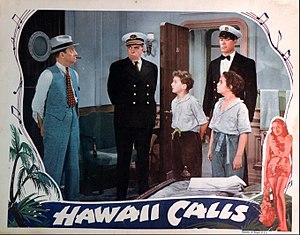 Hawaii Calls (film) - Image: Hawaii Calls lobby card 3