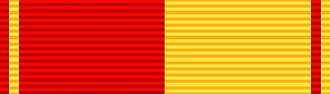 Orders, decorations, and medals of Hawaii - Image: Hawaii Service Medal type 2