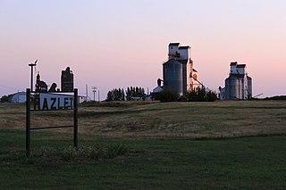 Hazlet, Saskatchewan Village in Saskatchewan, Canada
