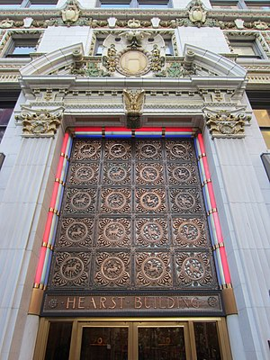 The San Francisco Examiner - Hearst Building, San Francisco