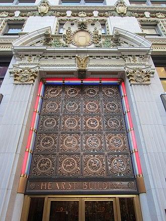 The San Francisco Examiner - Hearst Building, San Francisco