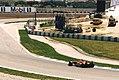 Heinz-Harald Frentzen Williams FW20-Mechachrome (12095608193).jpg
