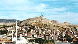 Hekimhan Place in Malatya, Turkey
