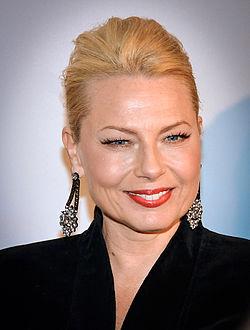 Helena Bergström på Guldbaggegalan 2013.