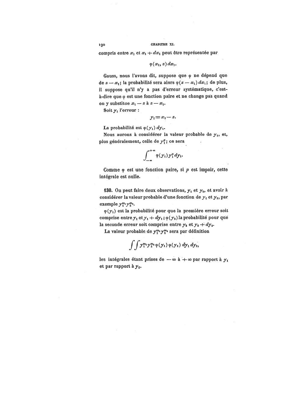 �yf�y�l9k�yi����9�+_Page:HenriPoincaré-Calculdesprobabilités,1912.djvu/196-Wikisource