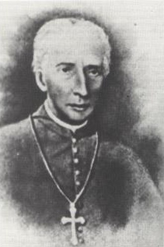 Henry Hughes (Vicar Apostolic of Gibraltar) - Image: Henry Hughes
