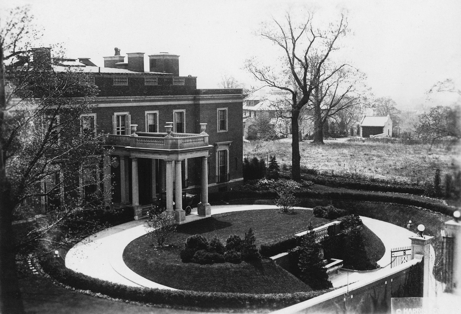White-Meyer House - Wikipedia 1920 White House