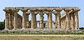 Hera temple I - Paestum - Poseidonia - July 13th 2013 - 02.jpg