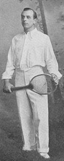 Herbert Roper Barrett English tennis player