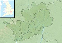 Battle of Barnet is located in Hertfordshire