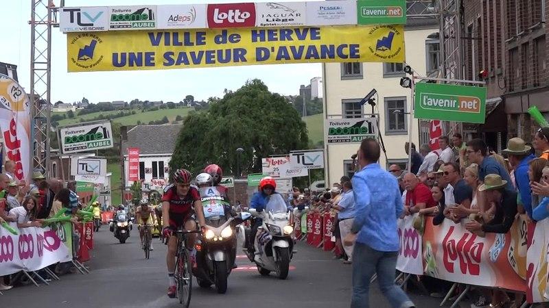 File:Herve - Flèche ardennaise, 22 juin 2014 (E53B).ogv