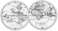 Hessel Gerritsz - Worldmap of 1612 including the discovery of La Austrialia del Espiritu Santo by Pedro Fernandes de Queirós.png