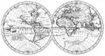 Hessel Gerritsz - Worldmap of 1612 including the discovery of La Austrialia del Espiritu Santo by Pedro Fernandes de Queirós.png