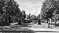 Hiddingsel, Kriegerdenkmal -- 2012 -- 7366 (bw).jpg