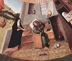 Hieronymus Bosch - The Seven Deadly Sins - Slo...