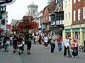 High Street in high summer - geograph.org.uk - 1372582.jpg