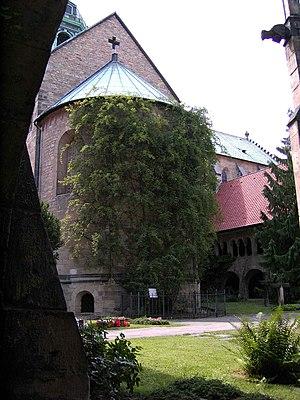Bishopric of Hildesheim - Thousand-year Rose