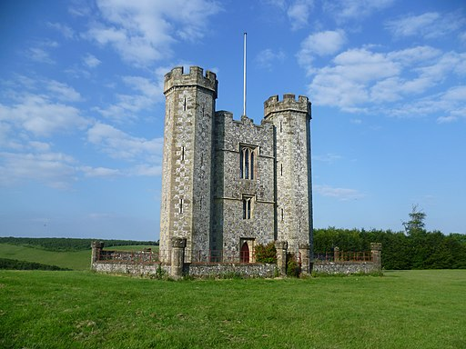 Hiorns Tower, Arundel Park (geograph 4042908)