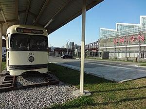 Kansas City Public Service Company - Image: Historic KC Streetcar (6075264351)
