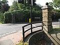 Historic pillar, Repository Road - geograph.org.uk - 971884.jpg