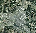Hita city center area Aerial photograph.2018.jpg