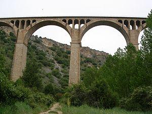 Hoces del Riaza Viaducto.JPG