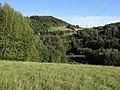 Hodkovice nad Mohelkou - výhled do Buřínského údolí říčky Mohelky od pomníku letců (2).jpg