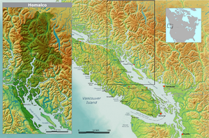 Homalco First Nation - Image: Homalco