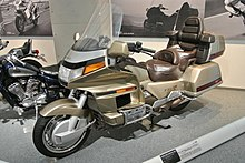 Honda Gold Wing GL1500 MY1985