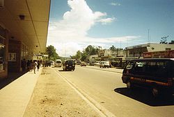 meaning of honiara