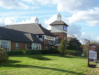 Brewers Fayre - Honourable Pilot at the A2/A289 junction in Kent