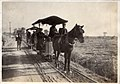 Horse-Drawn Trams in Japan, Taisho era (1915 by Elstner Hilton).jpg