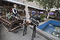 Horse-drawn carriage - Rüstem Paşa Caravanserai 05.jpg