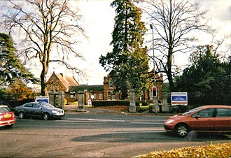 History of Banbury - The Horton General Hospital in 2010. It was built in 1872 and slightly expanded in 1964 and 1972. It was nearly closed in 2005.