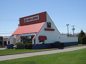 Hot 'n Now - Hot n Now structure in Sturgis, MI