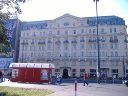 Hotel Polonia w Warszawie