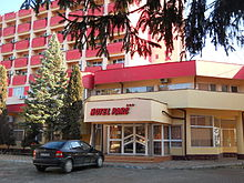 Hotel Vile Park Portoroz Slovenia