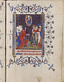 Hours of Maria d'Harcourt - Emperor Augustus and the Tiburtine Sibyl f50v.jpg