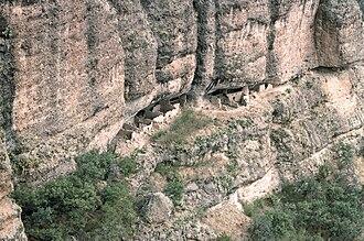 Huápoca -  Huápoca Complex archaeological site